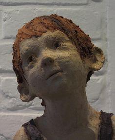 Galerie Maznel. Jurga sculpteur. Terre
