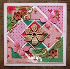 Made by Hennie: https://www.crealies.nl/detail/1298731/15-05-27-hennie.htm & http://crealies.blogspot.nl/2015/05/modern-paper-patchwork.html Crealies items: Modern Patchwork no. 2 Crea-Nest-Lies XXL no. 22 Duo Dies no. 20 Swirls 1 Duo Dies no. 23 Bloemen 14/Flowers 14 Set of 3 stansen no. 6 Vlinders 2/Butterflies 2 Set of 3 stansen no. 21 Bloemen 12/Flowers 12 Set of 3 stansen no. 23 Bloemen 14/Flowers 14