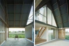 Sommarhus (or Summerhouse) by LLP Arkitektkontor