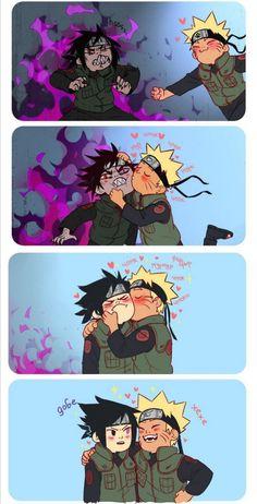 Naruto Uzumaki Shippuden, Sasunaru, Wallpaper Naruto Shippuden, Narusasu, Boruto, Naruto Vs Sasuke, Anime Naruto, Naruto Fan Art, Naruto Comic