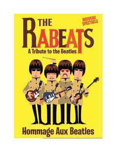 Hommage aux Beatles A chacun de leurs concerts, ils interprètent avec passion et énergie une cinquantaine de chansons des Beatles allant de la première époque à la dernière.