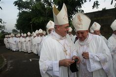 The main religion in Nicaragua is catholic
