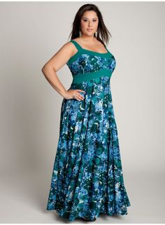 Plus Size Maxi Dresses For Spring-Summer 2014 (15)