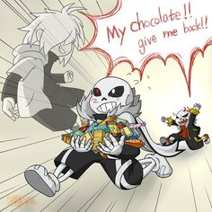 That's what I try to do on Halloween XD