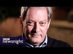 Paul Auster: Donald Trump is 'deranged and demented' - BBC Newsnight - YouTube