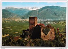 Bolzano (Bozen) - CASTELLO DI APPIANO - Schloss Hocheppan