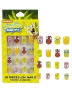 Spongebob Squarepants Press On Nails