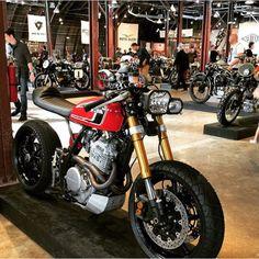 LEMON CUSTOM MOTORCYCLES #honda #caferacer | caferacerpasion.com