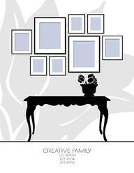 Gallery Wall idea