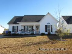 NEW LISITNG!!! Price @ $124,900.00- 3805 St. Augustine Dr.  Greenville, NC  27834:Beautiful home with 3 bedrooms, 2 full baths. Open plan. Built-in 2011, like new, fenced in backyard. Oversized attached storage building. Master suite with private bath and large walk-in closet.