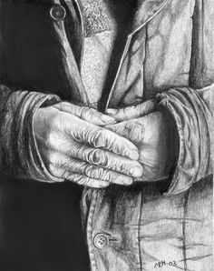 These Hands by Michelle Horvath on ARTwanted