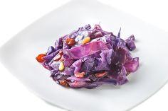 Lombarda con jamón pasas y piñones por sólo 4,89€ (IVA incluido). Venta en tienda (Madrid) o a domicilio (toda la península). https://www.menudiet.es/plato-lombarda-con-jamon-pasas-y-pinones