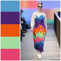 Krizia Robustella / Fall-Winter 2014-2015 / Ready-to-Wear / 080 Barcelona Fashion #nouvelle_couleur