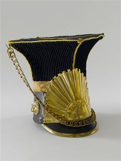 Chapska of the 7th, 8th or 9th French regiment of Lancers