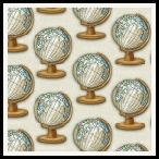 member's free globe backing paper pack cream