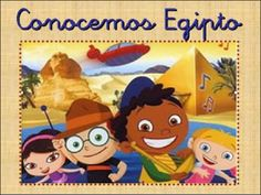 Library of JClic activities Superhero Classroom, Classroom Themes, Ancient Egypt Activities, Giza, Learn English, Continents, Bowser, Activities For Kids, Street Art