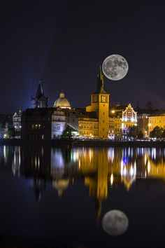[New] The 10 Best Travel Today (with Pictures) Beautiful Moon, Most Beautiful Cities, Wonderful Places, Beautiful Images, Places To Travel, Places To See, Hungary Travel, Big Moon, Shoot The Moon