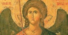 Archangel Michael he who is like god Heaven and Earth: Art of Byzantium from Greek Collections (Getty Villa Exhibitions) Byzantine Icons, Byzantine Art, National Gallery Of Art, Religious Icons, Religious Art, Art Beauté, Archangel Prayers, Saint Michel, St Michael