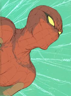 Spider-Man by DavidRapozaArt on deviantART  (http://davidrapozaart.deviantart.com/art/Spider-Man-403167955) ★    CHARACTER DESIGN REFERENCES   マンガの描き方 • Find more artworks at https://www.facebook.com/CharacterDesignReferences  http://www.pinterest.com/characterdesigh and learn how to draw: #concept #art #animation #anime #comics    ★