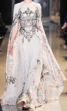 angelsjcollections:  http://angelsjcollections.tumblr.com  Elie Saab S/S '13