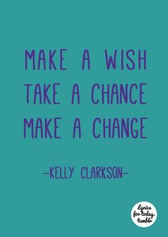 From Kelly Clarkson Quotes. QuotesGram