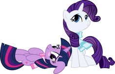 Rarity, and Twilight Sparkle