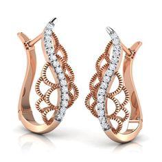 Buy Diamond & Gemstone Earrings - CaratLane.com