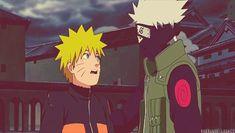 <3 Kakashi & Naruto (Team Kakashi / Team 7)