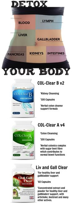 More Body Detox Products on the link below