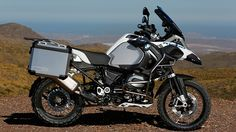 100+ Pictures of the 2014 BMW R1200GS Adventure [Photo Gallery]