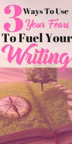 Don't let your fears or desire to be a perfect writer stop you from writing. Here are 3 ways you can use your fears to fuel your writing & blogging.