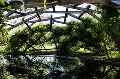 Le jardin des nuées qui s'attardent | Domaine de Chaumont-sur-Loire
