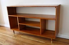 Image result for mid-century bookcase