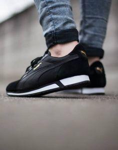 Puma Retro Runner: Black