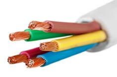 Power cables are basically used to transmit high voltages in the systems where the overhead lines could not be used. In fact, power cables are also used in underground electric systems. Electrical Wiring Colours, Home Electrical Wiring, Electrical Energy, Outlet Wiring, Cable Companies, Electric Circuit, Systems Engineering, Live Wire, Important Facts