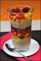 Low Calorie Omelette Recipe, Low Calorie Fruity Oatmeal | Hungry Girl