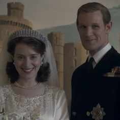 """Here Are 27 Historical Moments From """"The Crown"""" Vs. Princess Alice, Princess Margaret, Prince Philip, Prince Of Wales, Queen Elizabeth Ii Crown, The Crown Season, Imperial Crown, Queen Mother, Westminster Abbey"""