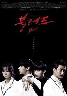 Blood KBS Médico-Fantasía-Romance Ahn Jae Hyun Goo Hye Sun Ji Jin Hee 20 cap