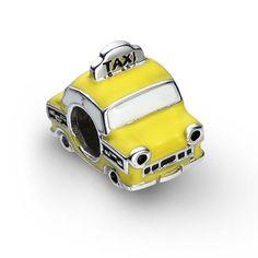 Pingente Taxi Life