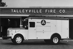 Talleyville Fire Company, DE - Reo (Civil Defense) Rescue