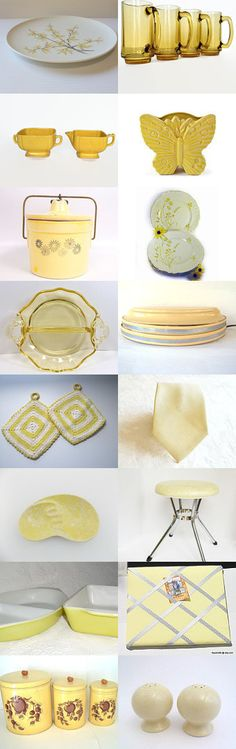 Beyond the Pale-Yellow by Nadine on Etsy--Pinned with TreasuryPin.com