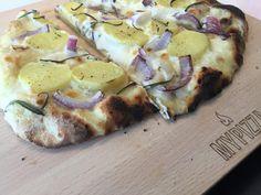 Voita ja Suolaa: Perunapizzaa MyPizza-uunilla
