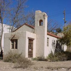 Tyrone, New Mexico Ghost Town -union-chapel-tyrone.jpg