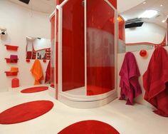 Minimalist Red Bathroom Cabinet Pictures Photos Images Furniture Interior Exterior Designs