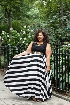 Latest Plus Size Fashion Trends For Curvy Women - Plus Size Fashion Trends Plus Size Fashion Blog, Plus Size Fashion For Women, Fashion Tips For Women, Plus Size Maxi, Plus Size Girls, Plus Size Dresses, Casual Plus Size Outfits, Curvy Outfits, Summer Fashion Tumblr