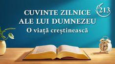 """Cuvântul lui Dumnezeu   Fragment 213   """"Numai cei desăvârșiți pot trăi o viață plină de sens""""  #Cuvinte_zilnice_ale_lui_Dumnezeu #Dumnezeu #evlavie #O_lectură_a_Cuvântul_lui_Dumnezeu #hristos #rugaciuni #Biblia  #Evanghelie #Cunoașterea_lui_Dumnezeu Christian Videos, Christian Movies, Life App, Saint Esprit, Knowing God, Youtube, God Is, Setiap Hari, Direction"""