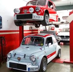 Fiat 600, 147 Fiat, Fiat Cars, Jdm Cars, Fiat Abarth, Engin, Motor Car, Motor Sport, Automotive Art