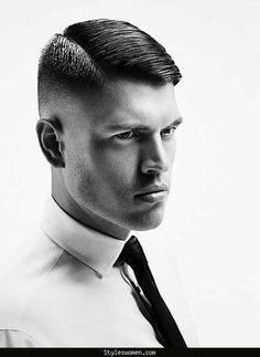 Mens Hairstyles 2014, 1940s Hairstyles, Mens Wedding Hairstyles, Black Men  Hair, Menu0027s Haircuts, For Men, Dapper Dan, Searching, 1940u0027s Fashion