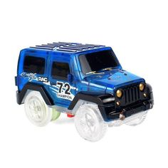 Toys & Hobbies Led Light Up Cars For Tracks Electronics Car Toys With Flashing Lights Fancy Diy Toy Cars For Kid Tracks Parts Car For Children To Make One Feel At Ease And Energetic