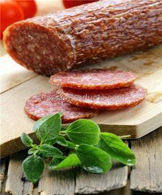 """Dry Salami """"Evreiskaya"""", Stick Meat Products, Food, Kitchens, Essen, Meals, Yemek, Eten"""
